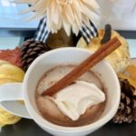 Receta de Chocolate Caliente de Calabaza (Rico y Cremoso)