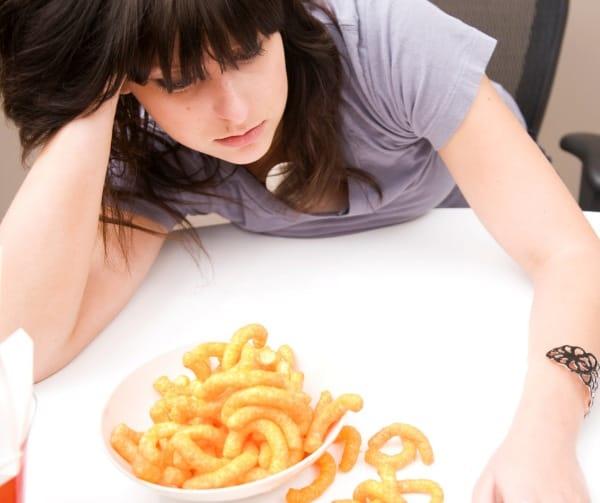Como aprender a comer sin culpa