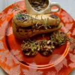 Receta Vegana de Calabaza Moscada Rellena (Butternut Squash)