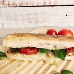 Receta de Panini Italiano con Glaseado Balsámico