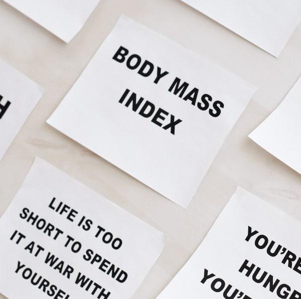 Problemas de usar el indice de masa corporal